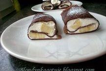 Naleśniki na słodko, Pancakes, Gofry i Placuszki / Przepisy na Naleśniki na słodko, Pancakes, Gofry i Placuszki