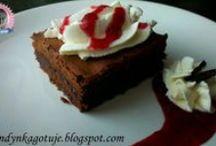 Ciasta Czekoladowe / Przepisy na ciasta czekoladowe