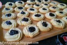 Ciasteczka / Przepisy na ciasteczka