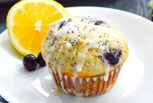 Bread and Muffin Recipes / Bread, Muffins, Loafs, Scones, Chocolate Muffins, Banana Bread, Oat Muffins, Bran Muffins, Blueberry Scones,