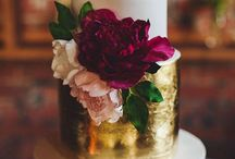 Wedding Cakes / | Wedding cake ideas as well as any smaller cakes and sweets served during the reception. |