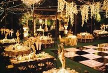 Seating Charts & Arrangements / | Includes escort card ideas and tables |