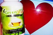 Weight Loss Green Store Tea Product<3 / Fat Loss!