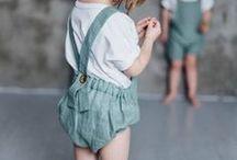 Kinder // Mode Frühling & Sommer / Hübsche Anziehsachen für Kinder: Mode für Kinder, Outfits für Kinder, Fashion for Kids, Frühling und Sommer