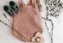 Baby // Kleidung Frühling & Sommer / Hübsche Anziehsachen für Babys: Mode für Babys, Babyoutfits, Fashion for Babys, Frühling und Sommer