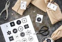 Feiertage // Adventskalender / Die schönsten Adventskalender für Kinder, kaufen oder selber machen, Ideen für die Füllung, Geschenkideen für Kinder in der Adventszeit, Adventskalender Zahlen zum Ausdrucken