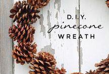 Feiertage // Advent & Weihnachten DIY / Basteln im Advent, an Weihnachten und im Winter