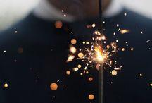 Feiertage // Silvester & Neujahr / Ideen rund um den Silvester und das neue Jahr: Dekoration, Partyideen, Inspiration