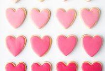 Feiertage // Valentinstag / Inspiration rund um den Valentinstag: Ideen, schöne Bilder, Geschenke, Herzchen und ganz viel Liebe