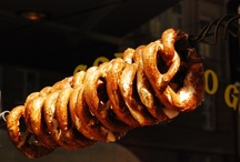 Traditional Bavarian food