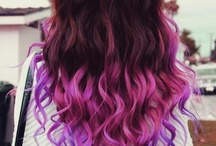 . Pretty Hairstyles & Colours .