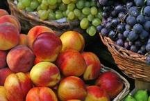 Groenten, fruit en kruiden / by Ingrid