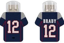 NFL Designs / NFL USB Model Designs & Power-Bands