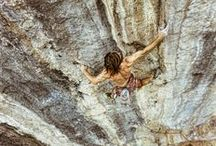 Climb the edge. / by YCGrin