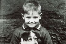 When They Were Little!? / Well known people as children.