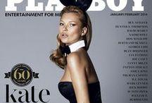 Kate Moss - Playboy Magazine 2014 / Kate Moss - Playboy Magazine 2014