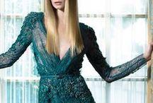 Vestidos de lujo / Los vestidos más impresionantes de los mejores diseñadores