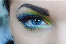 Acid / Colores acidos / Los colores ácidos están de moda.