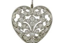 Love, Hearts, & Valentine's Day / Jewelry perfect for Valentine's Day or simply just showing her that you love her!