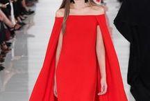 Just red / Solo rojo / Los looks más llamativos en tonos rojos www.go-fashion-go.com  #fashion #redlook #reddress
