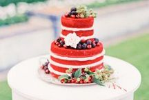 wedding cakes / by K. Perice