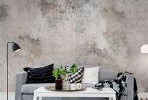 TB - Stue/ Livingroom / Rom til rom - forslag til utbedringer