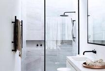 TB - Badene/ Bathroom / Rom til rom - forslag til utbedringer
