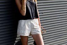 Shorts and T-Shirt/top