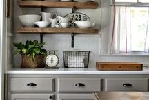 Kitchen inspirations / by Leah Weinberger
