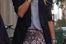 Shorts and jacket/blazer