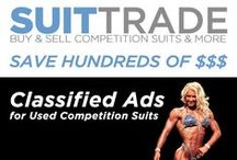 Suit Trade / SuitTrade.com - Classified ad website to buy and sell Figure, Fitness & Bikini Competition Suits!