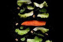Comida - Food Styling / Direção de arte em fotos de comida.