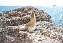 Linea Raffaelli shoes / Bruidsschoenen Linea Raffaelli