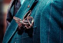 Мужской стиль / Стильные мужские образы. Советы стилиста. Как сложить мужской платок? Как завязать галстук?