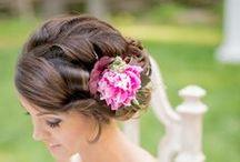 jolies coiffures ... / coiffures de mariées