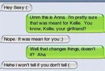Autocorrect fails and funny texts