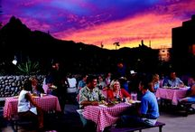 Pinnacle Peak Patio / Pinnacle Peak Patio Steakhouse, located at the base of Pinnacle Peak in Scottsdale, Arizona, has been serving the best mesquite grilled steaks, chicken and ribs for over 50 years!