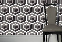 Cole & Son Geometric Wallpaper