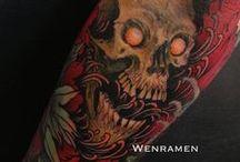 tattoo / by Guilherme Todorov