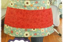 Apron projects / My secret addiction...sewing aprons!!!!
