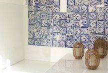 Sols | Floor | mur | Wall  / Les motifs au sol ou mur peuvent sublimer votre intérieur.