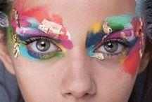 Make-up my face