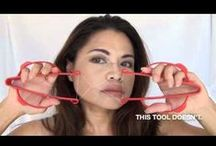 HELIX Hair Threading Videos on YouTube / Watch and learn how to use the HELIX ThreadEase Hair Threading System on YouTube. To Subscribe, visit www.youtube.com/hairhairthreading