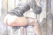 Manara Maestro Dell'Eros - Vol. 1 / Il Gioco (Include immagini non presenti nel Vol. 1)