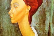 Amedeo Modigliani (1884-1920) / La Scuola di Parigi