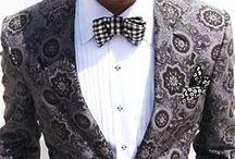 Fashion suits you ..... / Jasjes maken de man, net als velgen bij een auto! De juiste kleur, de juiste taillering, mooie knopen, goede lengte, geen overdosis schoudervulling, mooie afwerking aan de binnenkant en durf af te wijken! De grijze massa is al zo groot!!