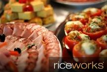 Entertaining Recipes and Tips / The best recipes, tips and inspirational photos and articles all about how to create a fun and high-end party or get-together (don't forget the riceworks!).
