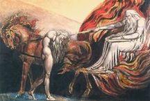 William Blake (1757-1827) / Pittore inglese