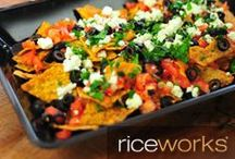 Nacho Average Nachos / Top your favorite riceworks with some of these supreme nacho combos!