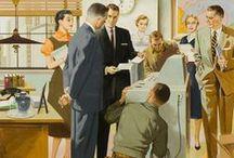 Fritz Willis (1907 - 1979) / Illustratore, pittore e pin-up artist statunitense